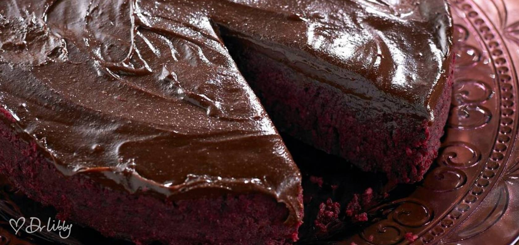 Chocolate Mud Cake Images : Beetroot Chocolate Mud Cake - Dr Libby